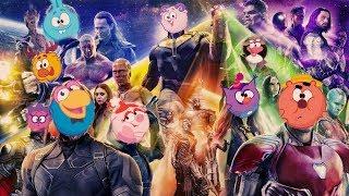 Смешарики: Война Бесконечности- Трейлер (2018) #2