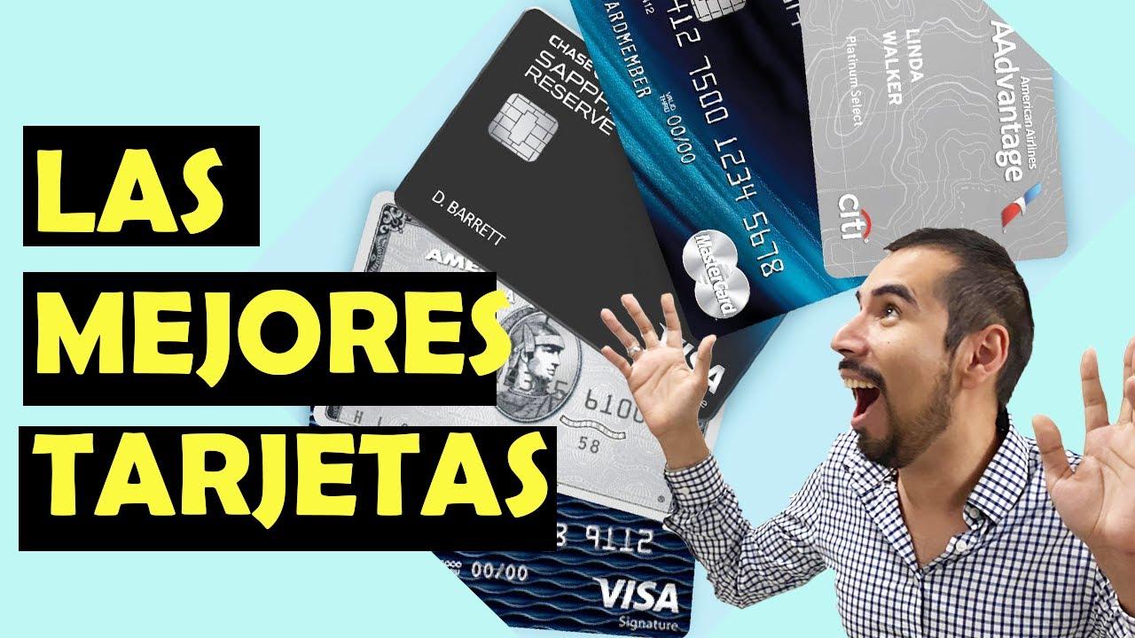 Elige las mejores tarjetas de crédito (Junio 2020) - Como elegirlas? skymiles? rewards?
