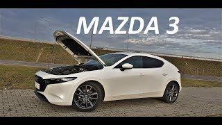NOWA Mazda 3 - wehikuł czasu TEST PL muzyk jeździ