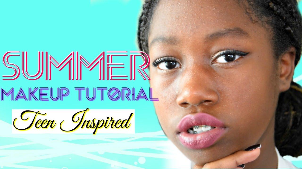 Teen Summer Makeup