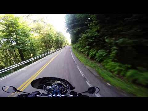 Rolling Through Hocking Hills