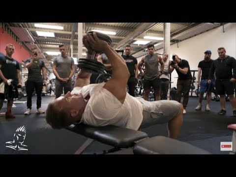 JAY CUTLER VIP TRAINING IN GERMANY PART 1