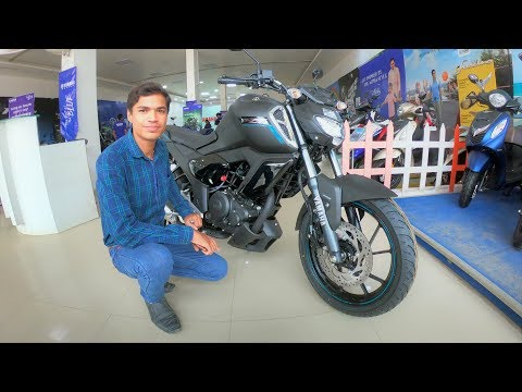 Yamaha FZ-S V3 Walkaround Review Specifications