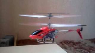 радиоуправляемый вертолет(Это видео загружено с телефона Android., 2011-03-27T10:00:12.000Z)
