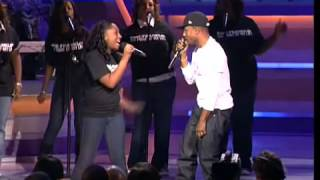 jesus kirk franklin bet celebration of gospel spirit in song