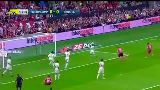 Download Video Sauvetage de Buffon / EA Guingamp vs PSG / 18-08-2018 MP3 3GP MP4