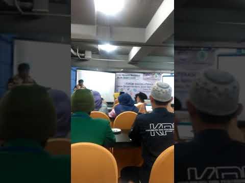 Forum dialog literasi media.