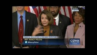Nancy Pelosi Promises To Oppose