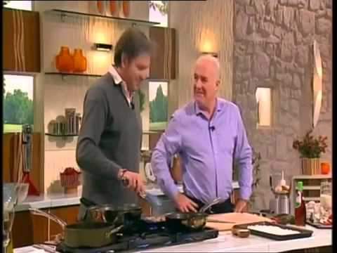 JAMES MARTIN And RICK STEIN Nasi Goreng And Barbecued Chicken SATURDAY KITCHEN Michel Roux