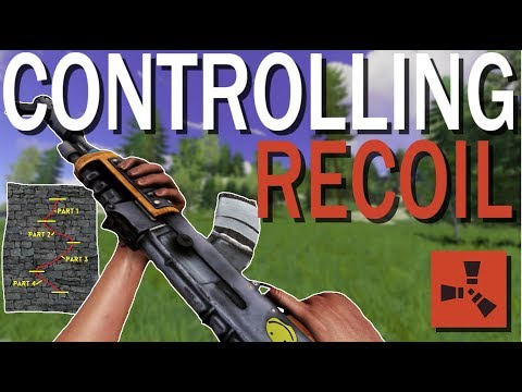 Rust - How To Control AK RECOIL