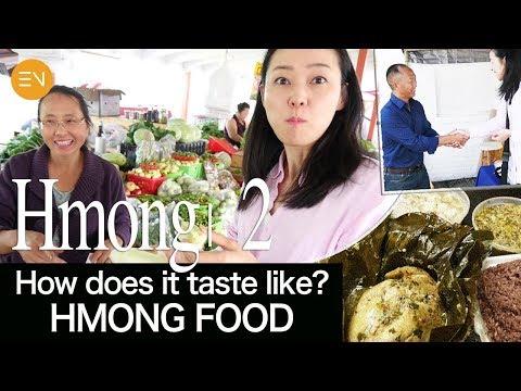 Hmongtown Marketplace In Saint Paul