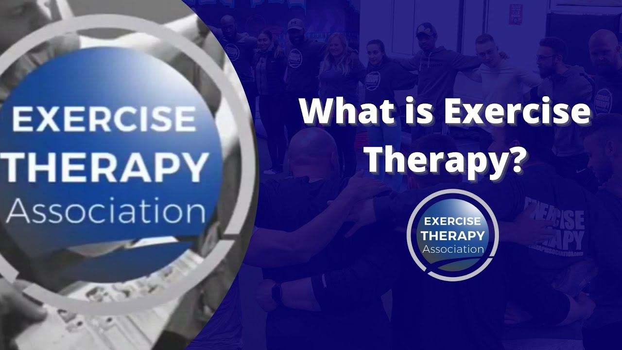 What Is The Exercise Therapy Certification Youtube