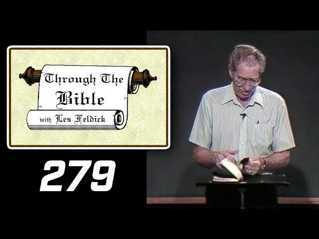 [ 279 ] Les Feldick [ Book 24 - Lesson 1 - Part 3 ] Romans 9:4,5 |a