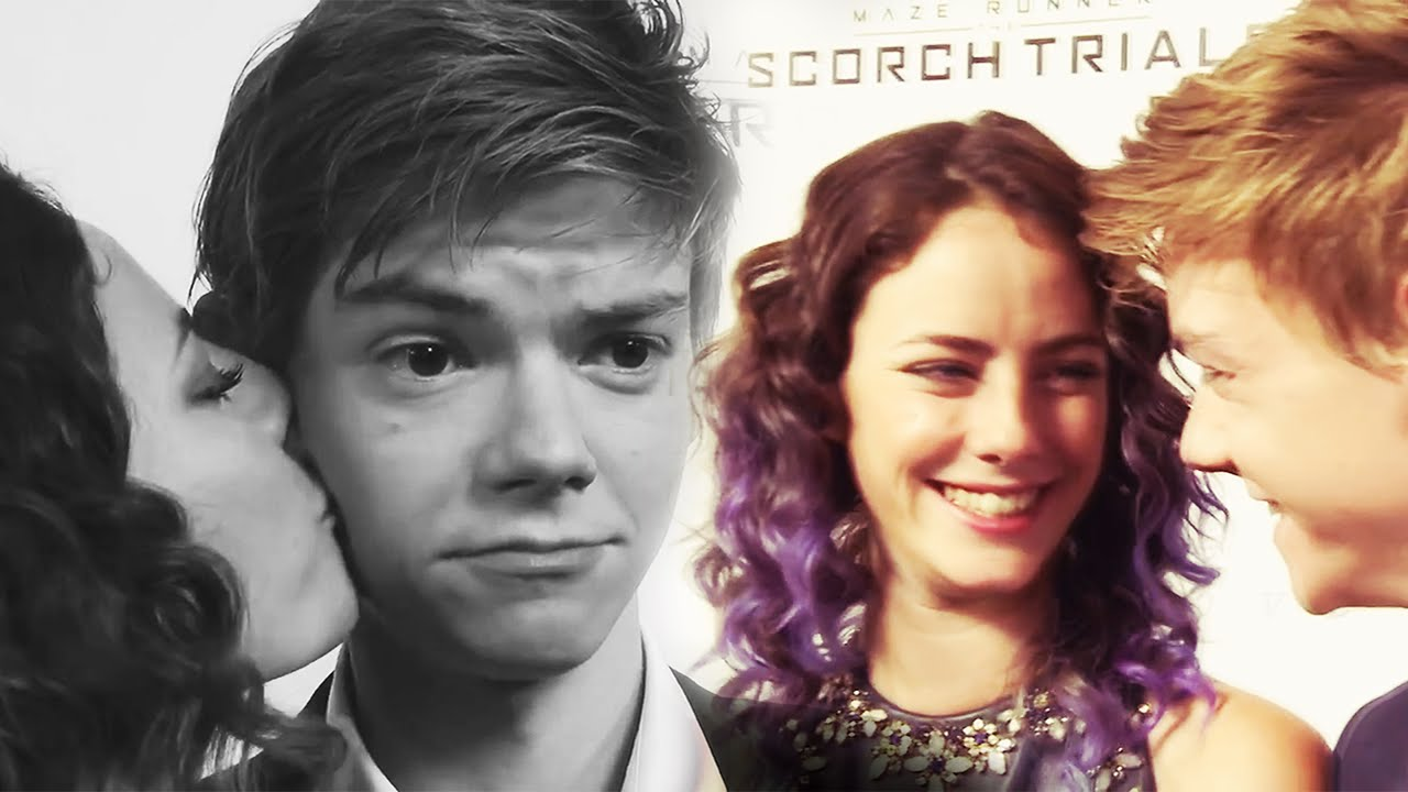Classic | Thomas Sangster & Kaya Scodelario - YouTube