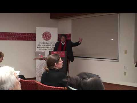 Public Lecture with Reed Brody