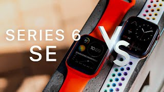 🚀 Apple Watch 6 vs Apple Watch SE, ¿cuál debes comprar?