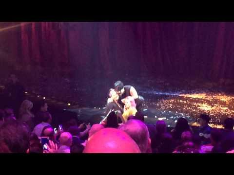 Criss Angel BeLIEve Nov 23, 2013 Luxor Las Vegas