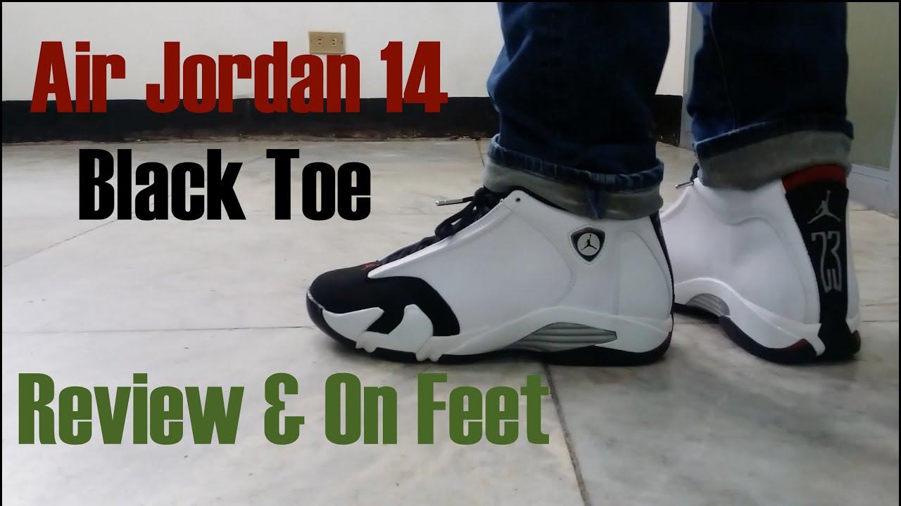 Air Jordan 14 Pieds Noir Sur Pieds Livraison gratuite rabais pas cher véritable confortable classique jeu eotMz