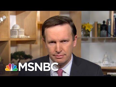 Chris Murphy: White House Incapable Of Dealing With International Crisis | Morning Joe | MSNBC
