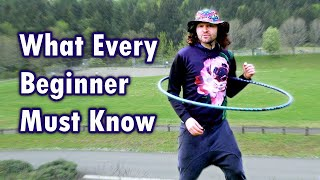 Beginner Hoop Tricks To Learn After Waist Hooping (How To Hula Hoop Dance Better Progression)