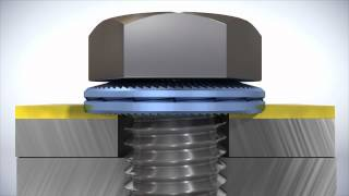 Multifunctional Wedge-Lock Washers | Nord-Lock X-series™
