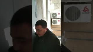 Фото Очередь в кассу оплаты за газ. Шымкент