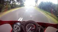 Drift HD Test 1 on Honda CBR 900 RR Fireblade '95