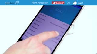 ▶ Huawei MediaPad X2 - Erster Eindruck!