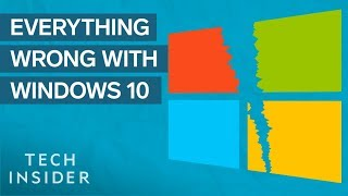 Everything Wrong With Windows 10   Untangled