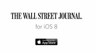 The Wall Street Journal Releases New iPad and iPhone App for iOS 8