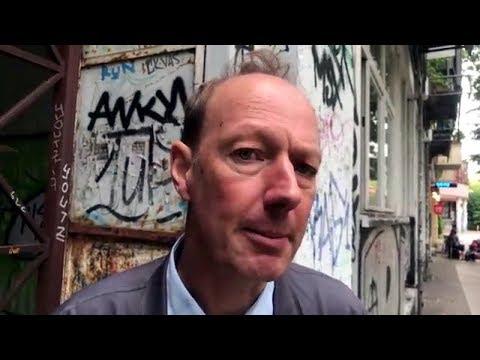 Martin Sonneborn zum DIE PARTEI-Bundestagswahlkampf