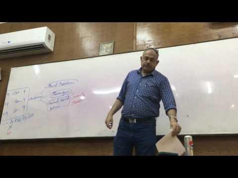 Dr Ayman Beshir - Nutrition 2 & Obesity