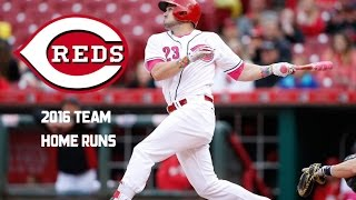 Cincinnati Reds | 2016 Home Runs (164)