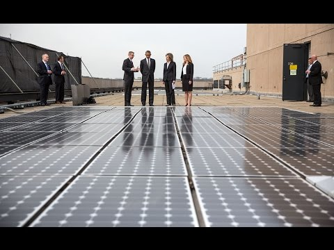 President Obama Speaks on Energy and Climate Change