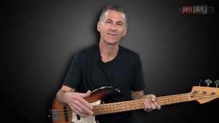 "Danny ""Mo"" Morris - Creating Original Bass Lines"