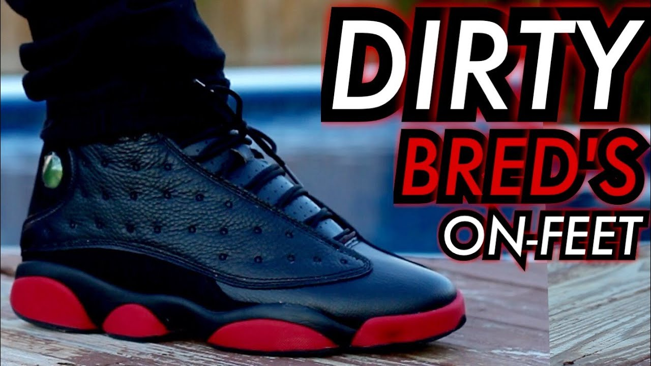 Air Jordan 13 Gs Dirty Bred