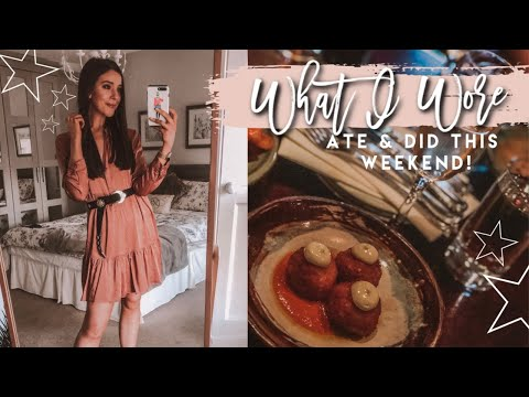 My Current Makeup Routine, Unboxings & Lunch Dates!   Weekend In My Life thumbnail
