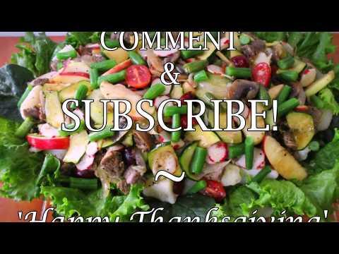 Grilled Steak Potato Salad
