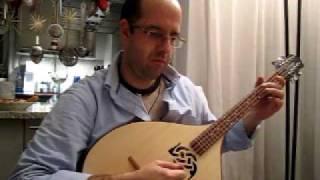 Wayfaring stranger on octave mandola