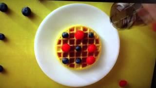 Eggo commercial