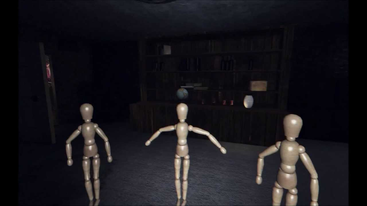 paranormal horror game
