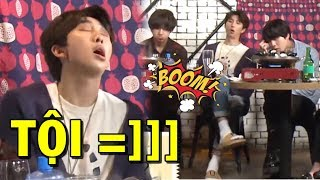 [BTS Funny moments #41] Tội =))))