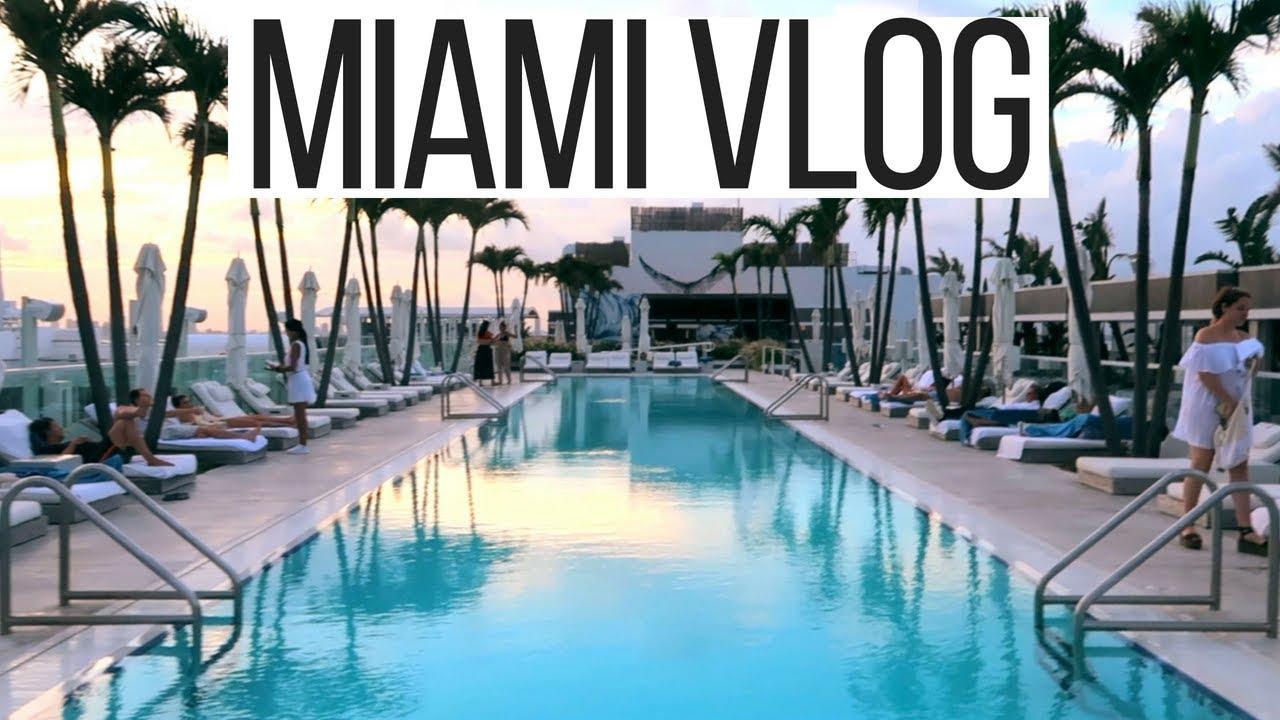 Miami Vlog 2 Best Rooftop Pool Hidden Speakeasy In South Beach