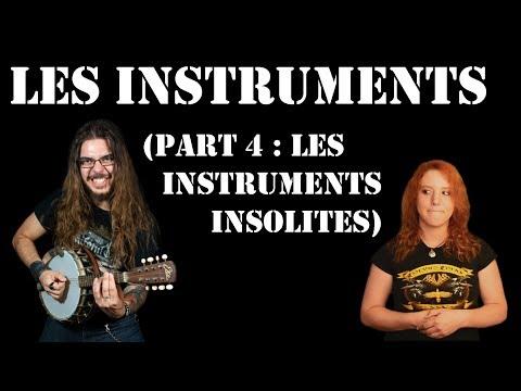 Metalliquoi ? - Episode 23 : Les instruments insolites