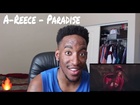 A-Reece - Paradise (REACTION)