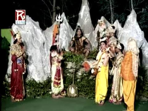 Shiv Vivah Part-2A Bhojpuri Dharmik Prasang Katha sung By Vajinder Giri