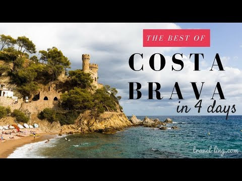 Costa Brava in 4 days