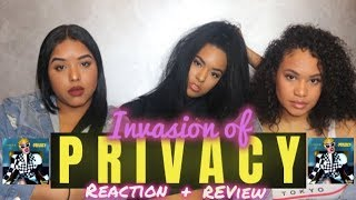 CARDI B - INVASION OF PRIVACY [ FULL ALBUM ] REACTION