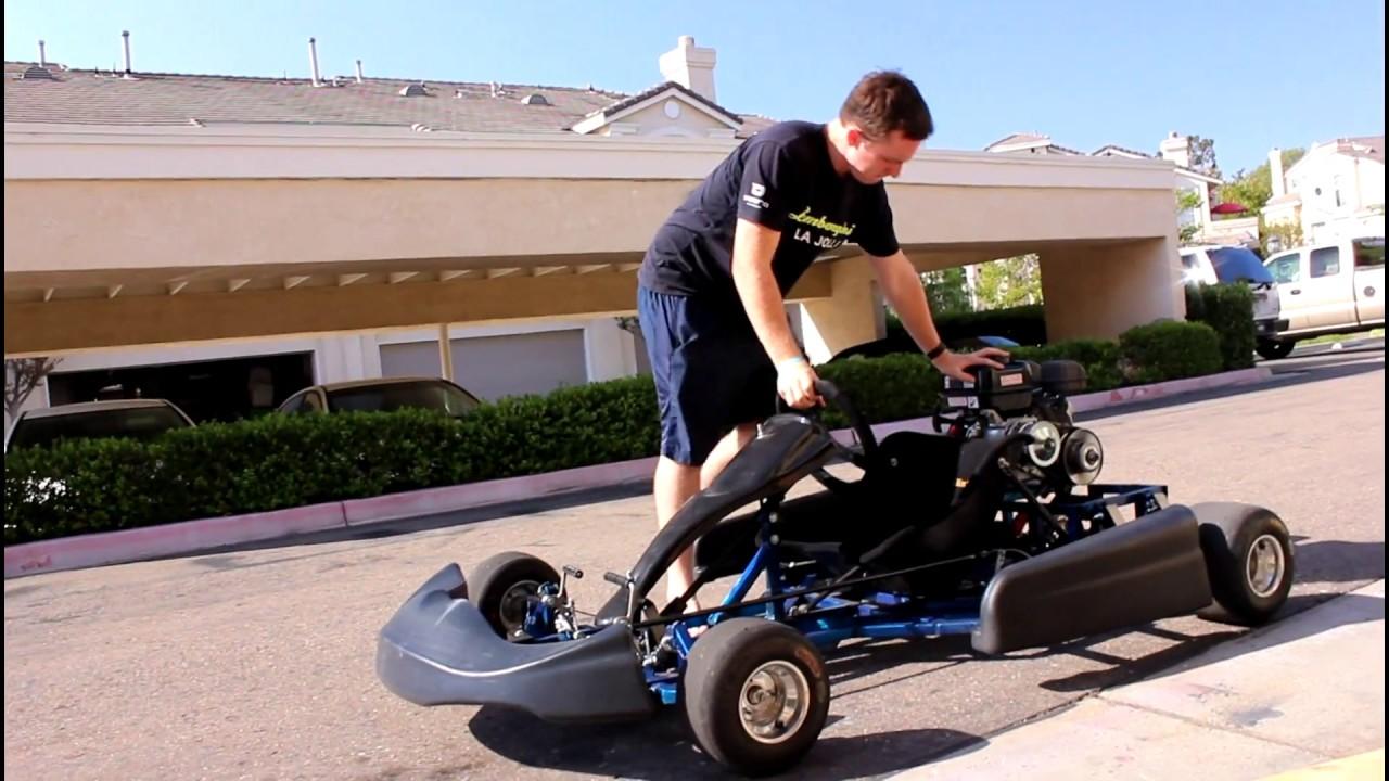 Go Kart Engine Problems!! - Predator 212cc Governor Removed
