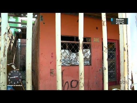 Viciado transforma casa em ponto de tráfico e vizinhos denunciam | SBT Notícias (05/04/18)